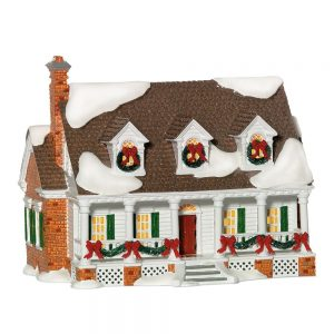 snow_village_colonial