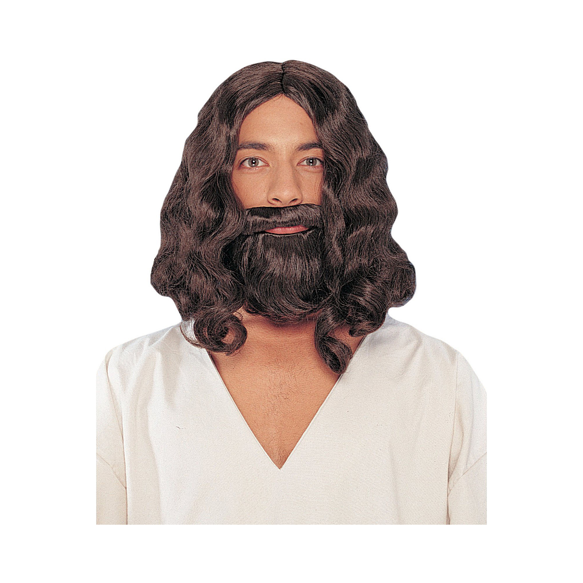 All About Holidays » Biblical Wig & Beard Set Costume ...
